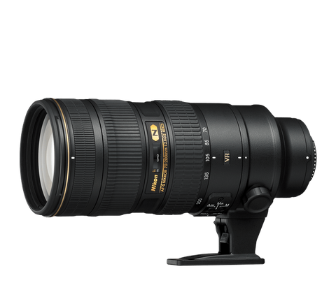 Nikon AF-S VR Zoom-NIKKOR 70-200mm F2.8G IF-ED