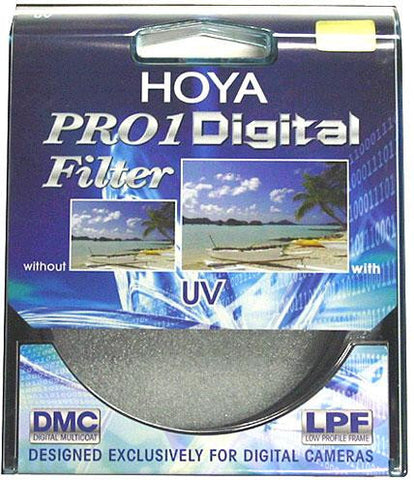 Hoya UV (O) Pro1D DMC Filter | 77mm