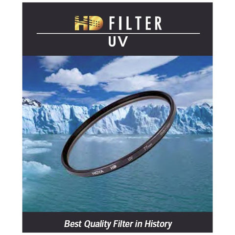 Hoya UV (O) HD Filter | 77mm