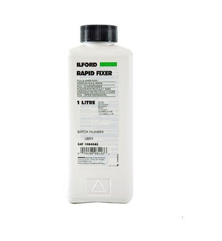Ilford Rapid Fixer | Liquid,1 Litre
