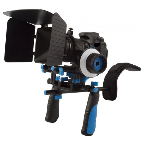 Glanz DSLR RL-02 Shoulder Rig Set