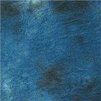 Glanz | Muslin Background - Dyed Blue