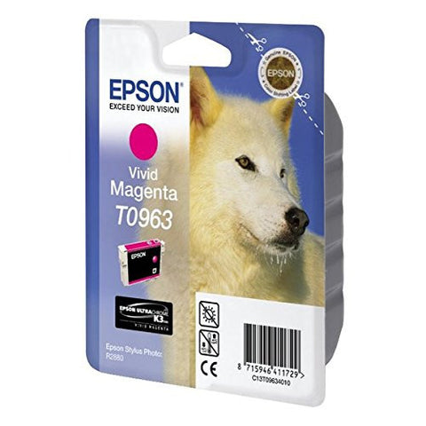 Epson | 96 UltraChrome K3 Vivid Magenta Ink Cartridge