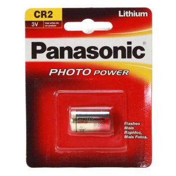 Panasonic | CR2 Photo Lithium 3V