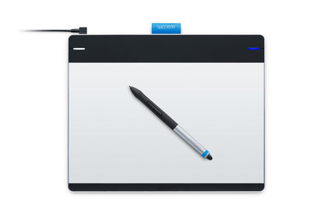 Wacom Intuos Pen and Touch | Medium Tablet