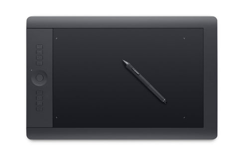 Wacom Intuos Pro Graphics Tablet | Large Touch