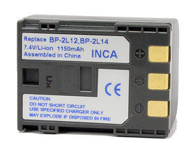 Inca | Battery Rep Canon BP-2L12