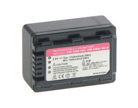 Inca | Panasonic Battery 780701 (VW-VBK180)