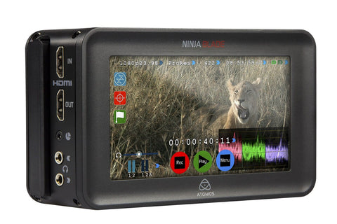 "Atomos | Ninja Blade 5"" HDMI On-Camera Monitor & Recorder"