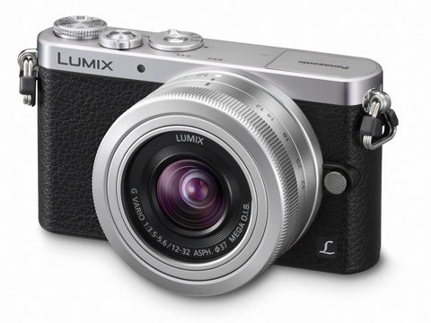 Panasonic DMC-GM1KS & 12-32mm Silver Lens Kit