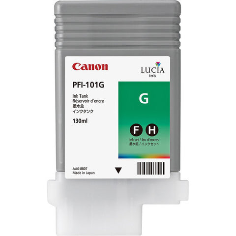 Canon | PFI-101G Green Ink Tank (130 ml)