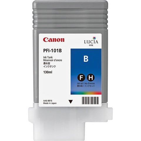 Canon | PFI-101B Blue Ink Tank (130 ml)