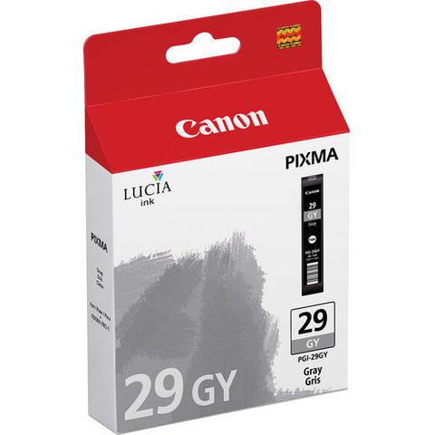 Canon | PGI-29 Gray Ink Tank