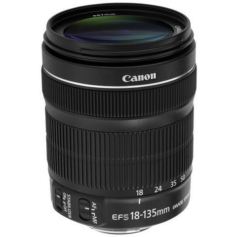 Canon | EF-S 18-135mm f/3.5-5.6 IS STM Lens