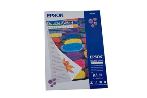Epson | A4 Double-Sided Matte Paper - 50 Sheets (178gsm)