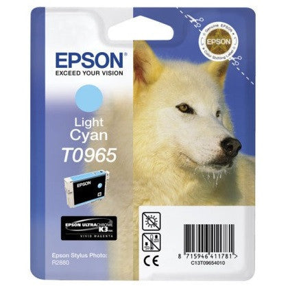 Epson | 96 UltraChrome K3 Light Cyan Ink Cartridge