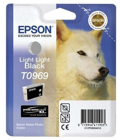 Epson | 96 UltraChrome K3 Light Light Black Ink Cartridge
