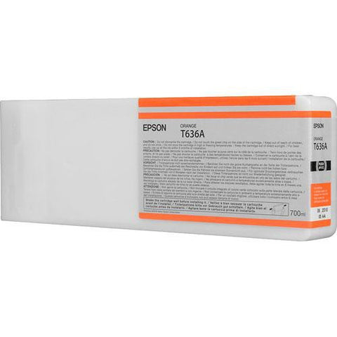 Epson | Ultrachrome HDR Ink Cartridge: Orange (700ml)