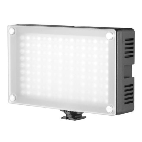 Glanz LED144AS Video/DSLR Light with Li-ion Battery