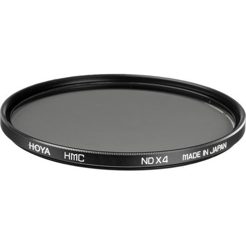 Hoya Neutral Density (NDX4) 0.6 Filter | 58mm