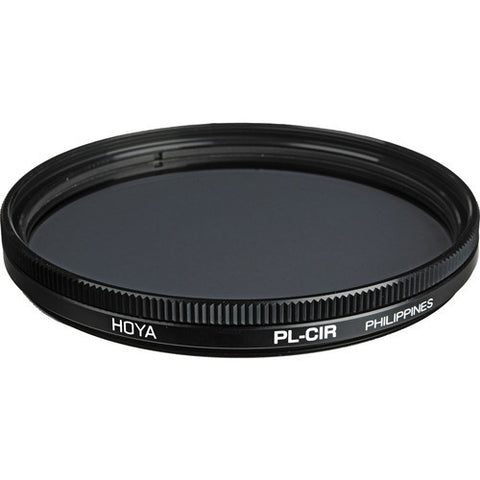 Hoya Circular Polarizer Glass Filter | 55mm
