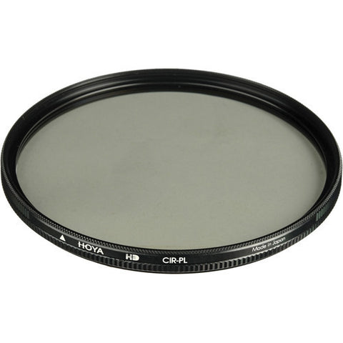 Hoya Circular Polarizing HD (High Density) Digital Glass Filter | 58mm