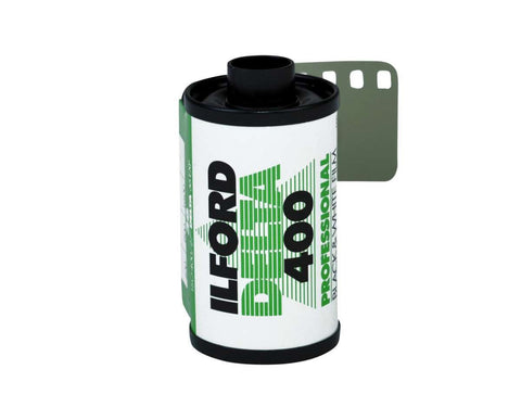 Ilford Delta 400 Professional Black and White Negative Film | 35mm Roll Film, 36 Exposures