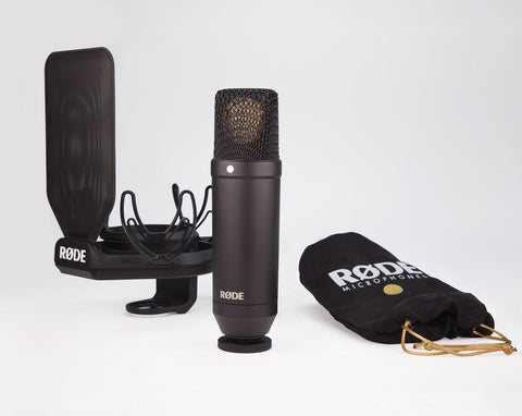 RØDE  NT1 | Kit (Includes: SMR & Dust Cover)