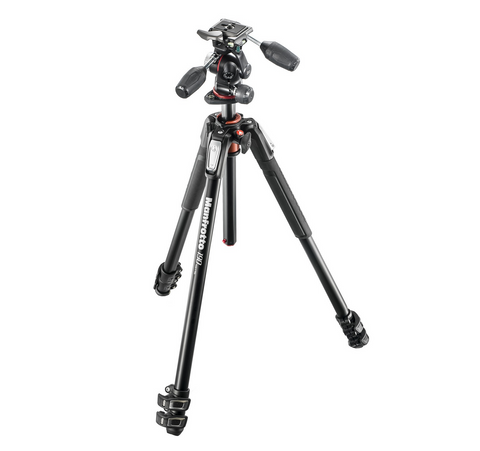 Manfrotto 190XPro3 kit with 3 Way Head