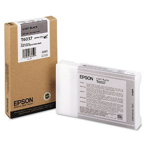 Epson | T6037 Light Black Ink Cartridge (220 ml)