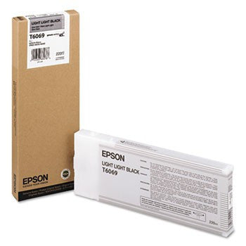 Epson | T6069 Light Light Black Ink Cartridge (220 ml)