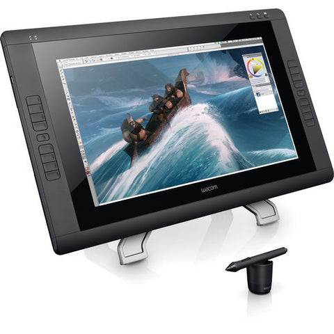 Wacom Cintiq 22HD Pen And Touch Display | 22""