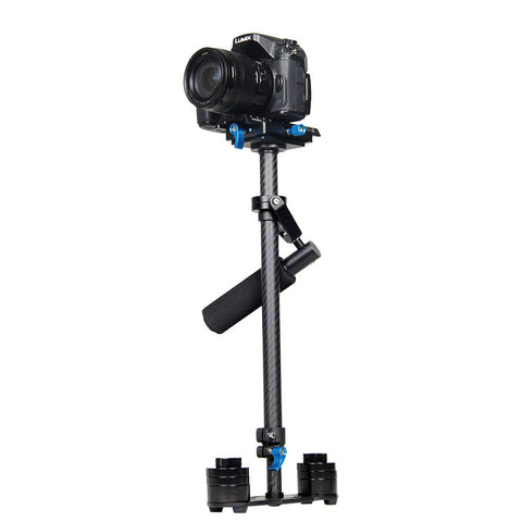 YONGNUO S60T Professional Portable Carbon Fiber 60cm Handheld Camera Stabilizer