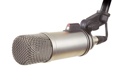 RØDE Broadcaster | End-Address Broadcast Condenser Microphone