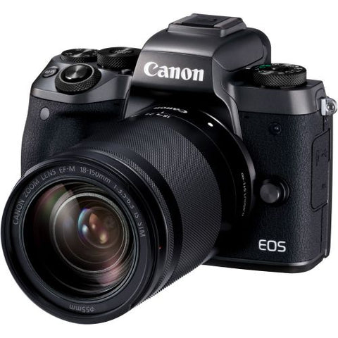 Canon EOS M5 Mirrorless Digital Camera with EF-M 18-150mm camera Kit