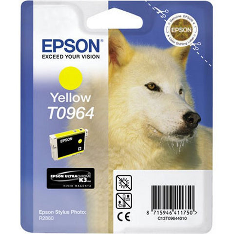 Epson | 96 UltraChrome K3 Yellow Ink Cartridge