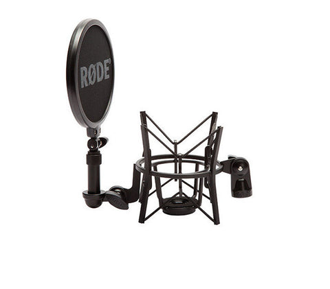 RØDE SM6 | Shock Mount with Detachable Pop Filter
