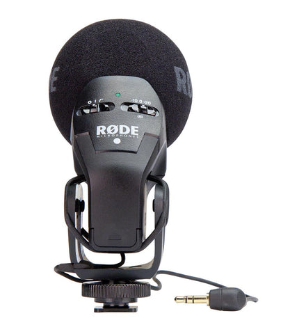 RØDE Stereo VideoMic Pro | Stereo On-camera Microphone