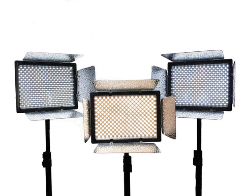 Yongnuo YN600 Triple Light Kit