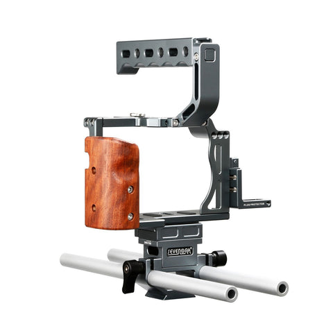 Camera Cage for Sony A7 series cameras.