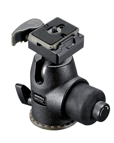 Manfrotto Hydrostatic ballhead