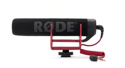 RØDE VideoMic GO | Lightweight On-Camera Microphone