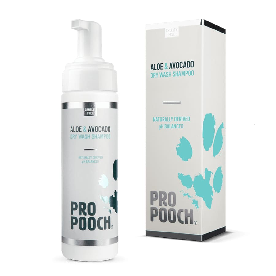 Aloe & Avocado Dry Dog Shampoo (200 ml)