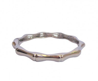 Plain Hinge Bangle