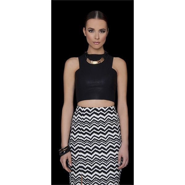 Fresh Soul Aztec Skirt