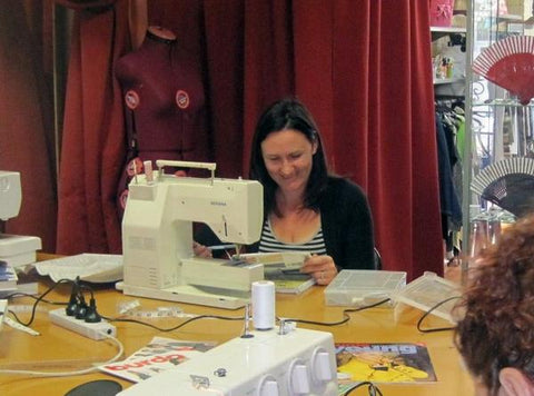 Wednesday Afternoon Sewing Classes 12pm-2pm, 5th Sep - 10th Oct, 2018. (Modules 2-8)