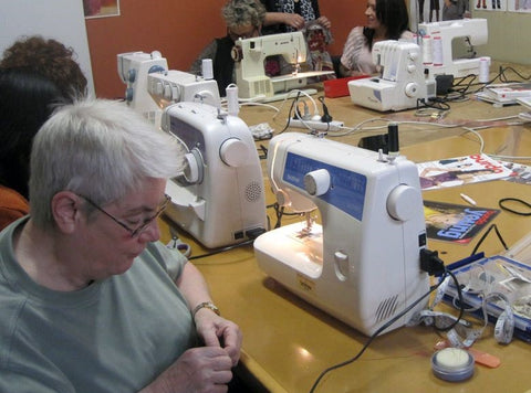 Super Sunday Sewing Classes 10am-2pm - 14th July - 28th July, 2019