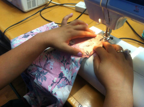 Thursday Evening Sewing Classes 6-8pm, 26th July - 30th Aug, 2018