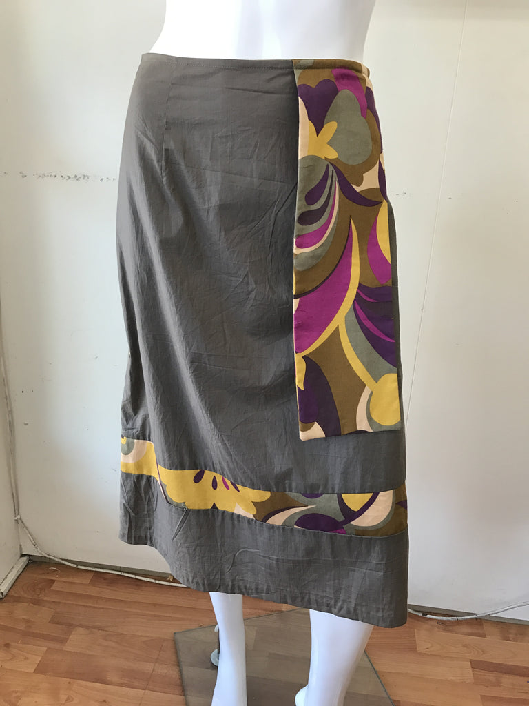 Sandra Doutsas Japanese Inspired Skirt