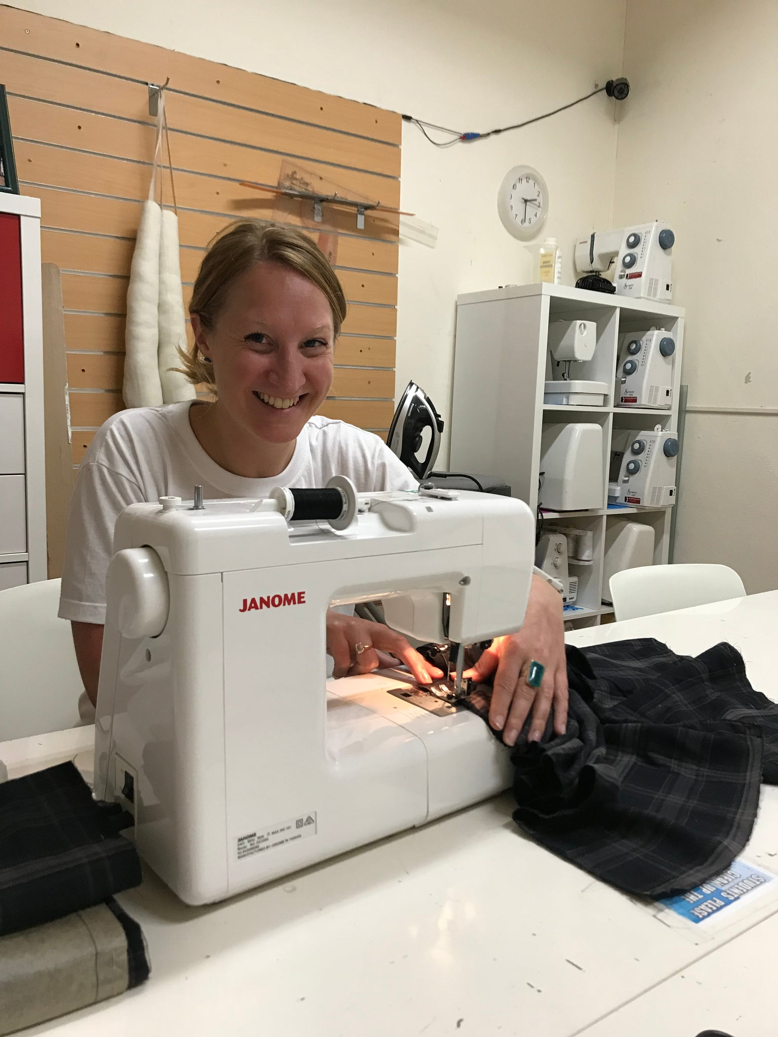 Thursday Evening Sewing Classes 6-8pm, 3rd June - 8th July, 2021 (Modules 2-8)